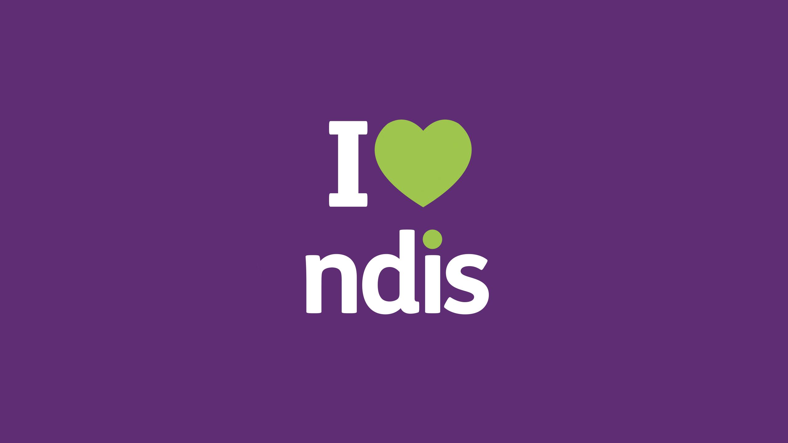 NDIS banner